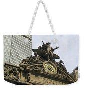 Grand Central Station Weekender Tote Bag
