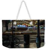 Grand Central Terminalfood Carts Weekender Tote Bag