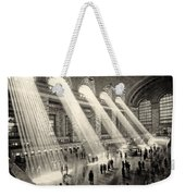 Grand Central Terminal, New York In The Thirties Weekender Tote Bag