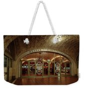 Grand Central Terminal Oyster Bar Weekender Tote Bag