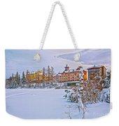 Grand Hotel Kempinski V4 Weekender Tote Bag