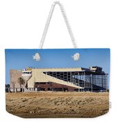 Grand Illusion Bust Weekender Tote Bag