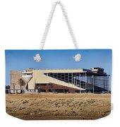 Grand Illusion Bust Weekender Tote Bag by Kelley King