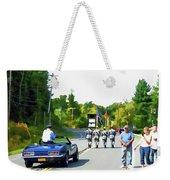Grand Marshal Commissioner Frank Dovigh 3 Weekender Tote Bag
