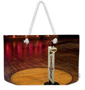 Grand Ole Opry House Stage Flooring - Nashville, Tennessee Weekender Tote Bag