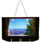 Grand Picture Weekender Tote Bag