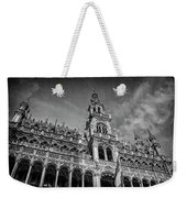 Grand Place Architecture Brussels  Weekender Tote Bag