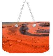 Grand Prismatic Swirls Weekender Tote Bag