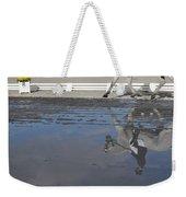 Grand Prix Reflected Weekender Tote Bag