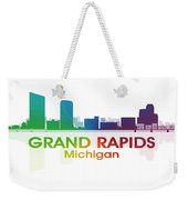 Grand Rapids Mi Weekender Tote Bag