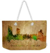 Grand Rapids  Michigan Weekender Tote Bag