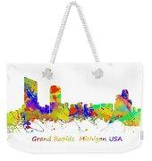 Grand Rapids  Michigan Usa Weekender Tote Bag