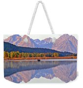 Grand Reflections Weekender Tote Bag