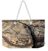 Grand Staircase, Escalante National Monument Weekender Tote Bag