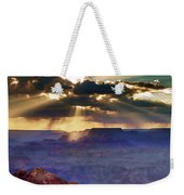 Grand Sunlight Weekender Tote Bag
