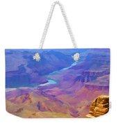 Grand Sunset Weekender Tote Bag