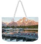 Grand Teton Dawn IIi Weekender Tote Bag