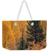 Grand Teton Fall Weekender Tote Bag