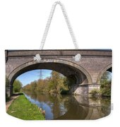 Grand Union Canal Bridge 181 Weekender Tote Bag