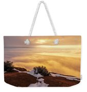 Grand View Glow Weekender Tote Bag by Chad Dutson