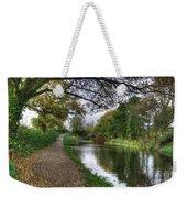 Grand Western Canal At Crown Hill Weekender Tote Bag