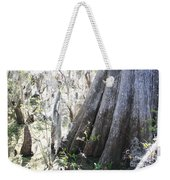 Grandfather Cypress Weekender Tote Bag