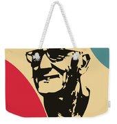 Grandfather Weekender Tote Bag
