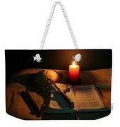 Grandfathers Bible Weekender Tote Bag