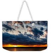 Grandiose Sky On Grand Lake Weekender Tote Bag