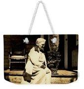 Grandma Jennie Weekender Tote Bag