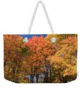 Grandma Red's Woods Weekender Tote Bag