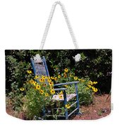 Grandma's Rocking Chair Weekender Tote Bag