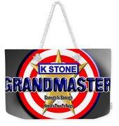 Grandmaster Weekender Tote Bag