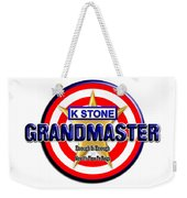 Grandmaster Version 2 Weekender Tote Bag