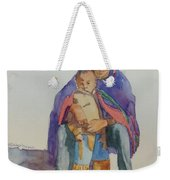 Grandpa Weekender Tote Bag