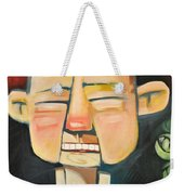 Grandpas New Teeth Weekender Tote Bag