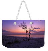 Grandview Beach Sunrise Weekender Tote Bag