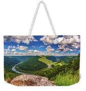 Grandview West Virginia Weekender Tote Bag