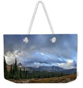 Granite Park Chalet - Glacier National Park Weekender Tote Bag