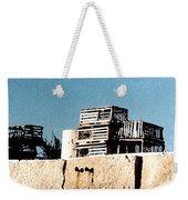 Granite Pier Weekender Tote Bag