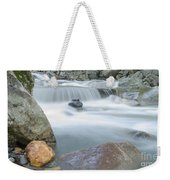 Granite Pool Weekender Tote Bag