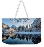 Granite Sunrise Weekender Tote Bag