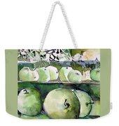 Granny Smith Apples Weekender Tote Bag