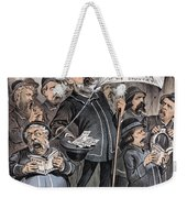 Grant Cartoon, 1880 Weekender Tote Bag