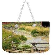 Grants Khors Ranch Vertical Weekender Tote Bag