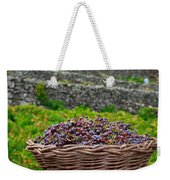 Grape Harvest Weekender Tote Bag