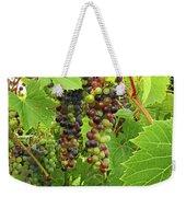 Grape Harvest Weekender Tote Bag