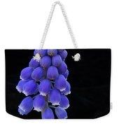 Grape Hyancinth 2977 Weekender Tote Bag