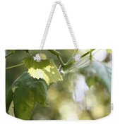 Grape Leaf Weekender Tote Bag