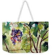 Grape Vines At Otter Creek Weekender Tote Bag